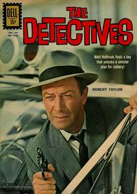 Cover Thumbnail for Four Color (Dell, 1942 series) #1240 - The Detectives