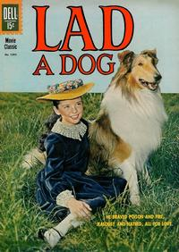 Cover Thumbnail for Four Color (Dell, 1942 series) #1303 - Lad a Dog