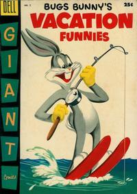 Cover Thumbnail for Bugs Bunny's Vacation Funnies (Dell, 1951 series) #5