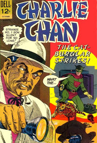 Cover Thumbnail for Charlie Chan (Dell, 1965 series) #2