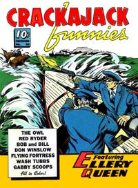 Cover Thumbnail for Crackajack Funnies (Western, 1938 series) #30