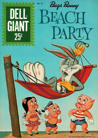 Cover Thumbnail for Dell Giant (Dell, 1959 series) #46