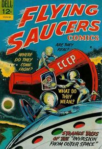 Cover Thumbnail for Flying Saucers (Dell, 1967 series) #2
