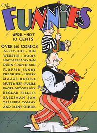Cover Thumbnail for The Funnies (Dell, 1936 series) #7