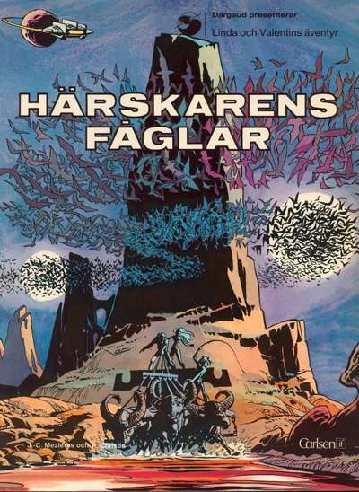 Cover for Linda och Valentins äventyr (1975 series) #3