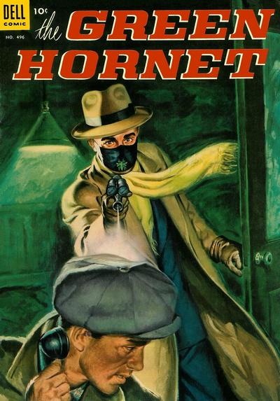 Cover for Four Color (Dell, 1942 series) #496