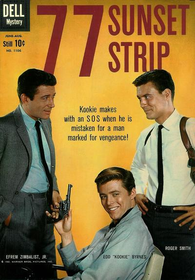Cover for Four Color (Dell, 1942 series) #1106