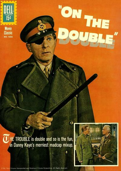 Cover for Four Color (Dell, 1942 series) #1232 - On the Double
