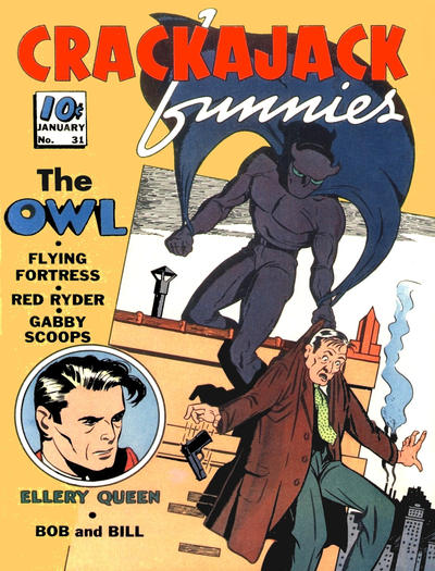 Cover for Crackajack Funnies (Dell, 1938 series) #31