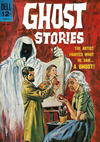 Cover for Ghost Stories (Dell, 1962 series) #4
