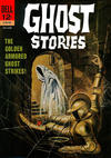 Cover for Ghost Stories (Dell, 1962 series) #6