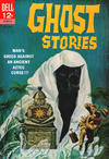 Cover for Ghost Stories (Dell, 1962 series) #8