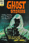 Cover for Ghost Stories (Dell, 1962 series) #10