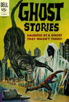 Cover for Ghost Stories (Dell, 1962 series) #27