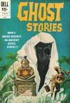 Cover for Ghost Stories (Dell, 1962 series) #28