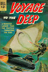 Cover for Voyage to the Deep (Dell, 1962 series) #2