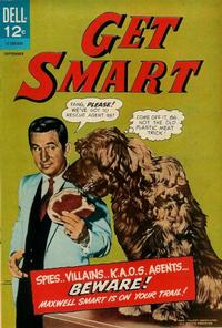 Cover Thumbnail for Get Smart (Dell, 1966 series) #2