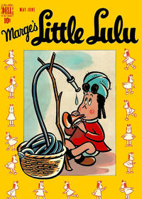 Cover Thumbnail for Marge's Little Lulu (Dell, 1948 series) #3