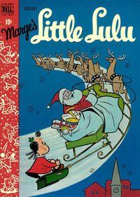 Cover Thumbnail for Marge's Little Lulu (Dell, 1948 series) #7