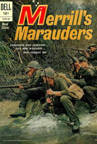 Cover Thumbnail for Merrill's Marauders (Dell, 1963 series) #510