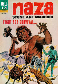 Cover Thumbnail for Naza (Dell, 1964 series) #2