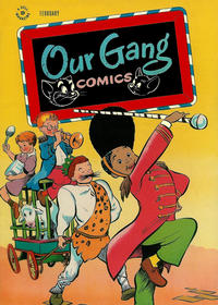 Cover Thumbnail for Our Gang Comics (Dell, 1942 series) #31