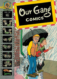 Cover Thumbnail for Our Gang Comics (Dell, 1942 series) #33