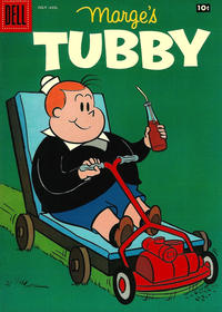 Cover Thumbnail for Marge's Tubby (Dell, 1953 series) #29