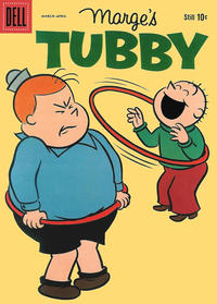 Cover Thumbnail for Marge's Tubby (Dell, 1953 series) #33