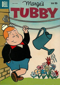 Cover for Marge's Tubby (Dell, 1953 series) #34