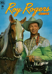 Cover Thumbnail for Roy Rogers Comics (Dell, 1948 series) #9