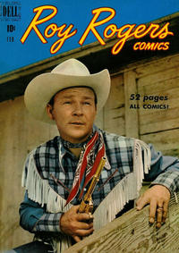 Cover Thumbnail for Roy Rogers Comics (Dell, 1948 series) #26
