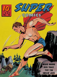 Cover Thumbnail for Super Comics (Western, 1938 series) #25