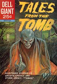 Cover Thumbnail for Tales from the Tomb (Dell, 1962 series) #1