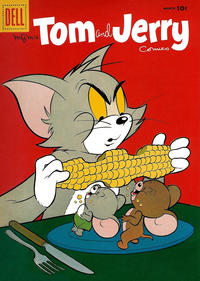 Cover Thumbnail for Tom & Jerry Comics (Dell, 1949 series) #152