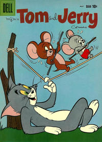 Cover Thumbnail for Tom & Jerry Comics (Dell, 1949 series) #178