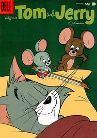 Cover for Tom & Jerry Comics (1949 series) #194