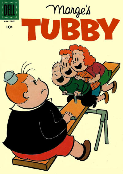 Cover for Marge's Tubby (1953 series) #28 [15¢ edition]
