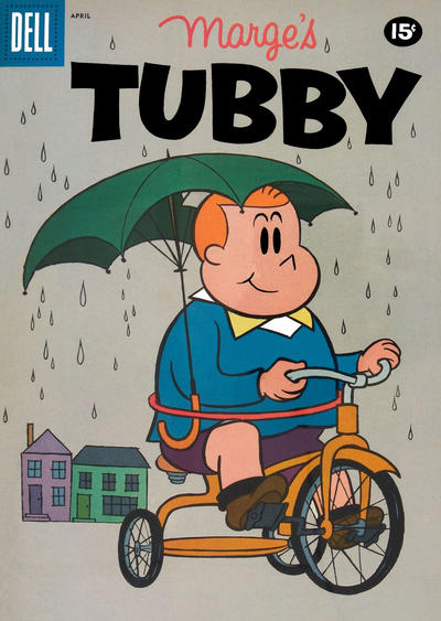Cover for Marge&#39;s Tubby (1953 series) #45