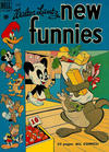 Cover for Walter Lantz New Funnies (1946 series) #160
