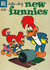 Cover for Walter Lantz New Funnies (Dell, 1946 series) #277