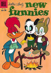 Cover for Walter Lantz New Funnies (Dell, 1946 series) #279