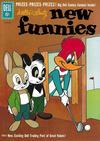 Cover for Walter Lantz New Funnies (Dell, 1946 series) #284