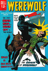 Cover for Werewolf (Dell, 1966 series) #1