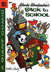 Cover for Walter Lantz Woody Woodpecker's Back to School (Dell, 1952 series) #6