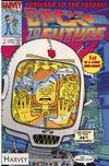 Cover for Back to the Future: Forward to the Future (Harvey, 1992 series) #1