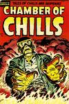 Cover for Chamber of Chills Magazine (Harvey, 1951 series) #25
