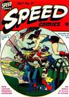Cover for Speed Comics (Harvey, 1941 series) #27