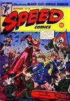 Cover for Speed Comics (Harvey, 1941 series) #34