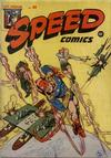 Cover for Speed Comics (Harvey, 1941 series) #41